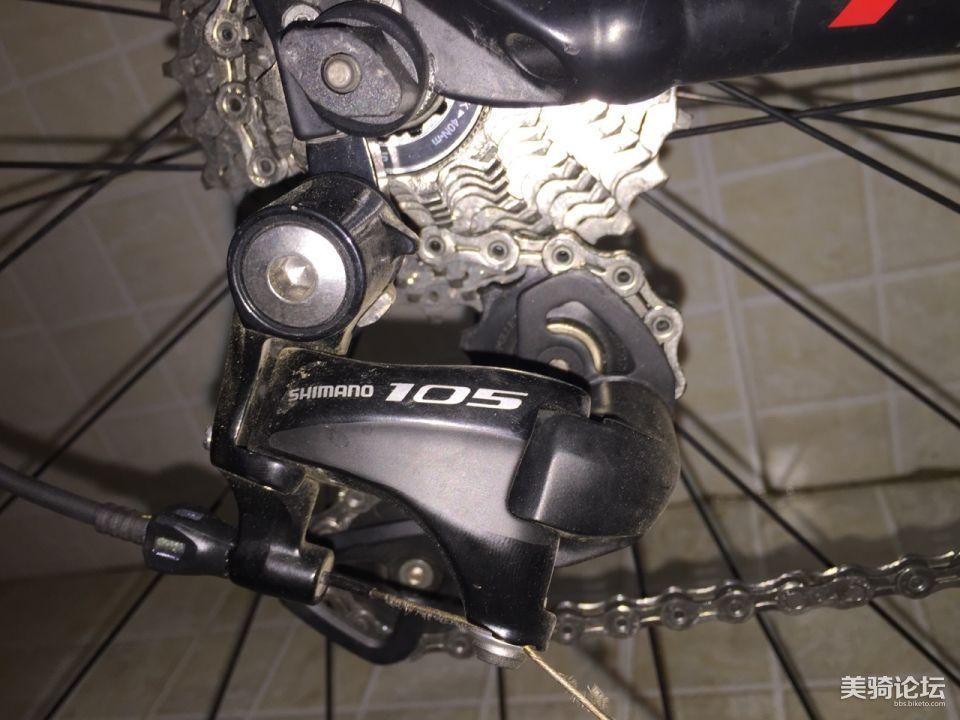 本人诚心出一台95新捷安特tcrslr 2公路车 biketo自行车论坛高清图片